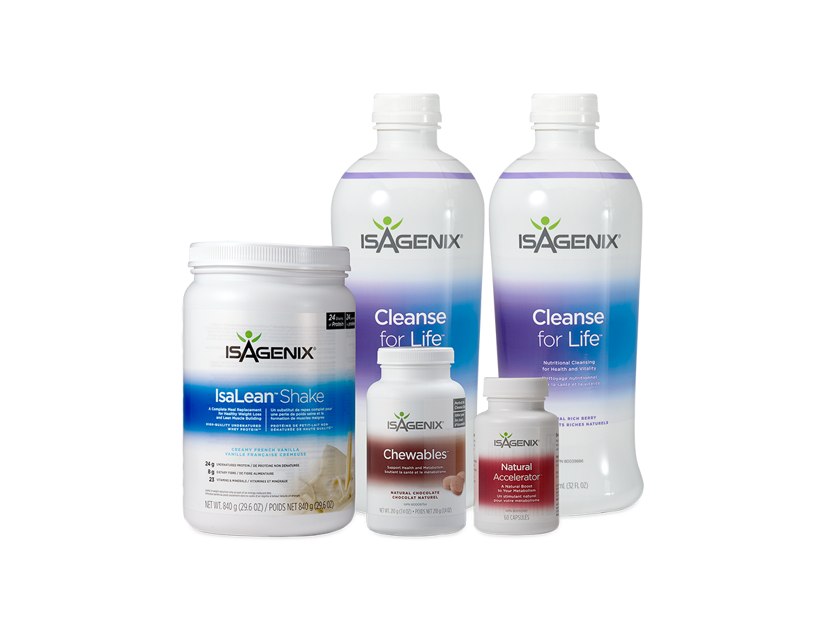 Isagenix 9 Day - Colorado